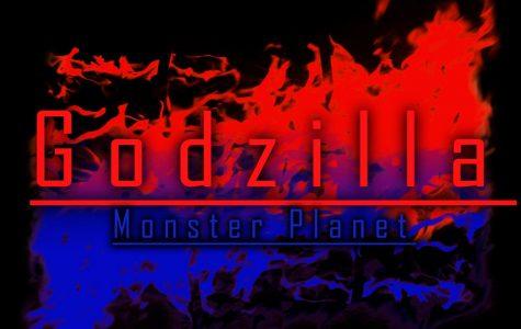 New Godzilla Stomps to Netflix