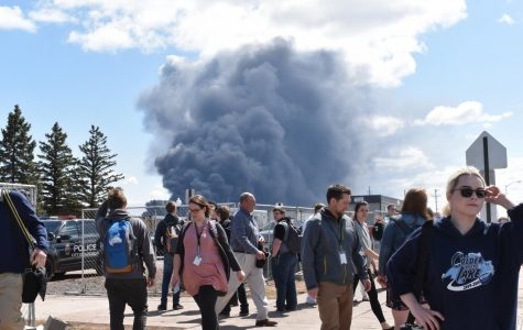 Husky Oil Refinery Explosion Impacts Students