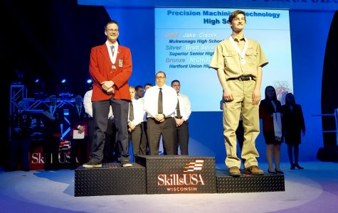SkillsUSA goes to state