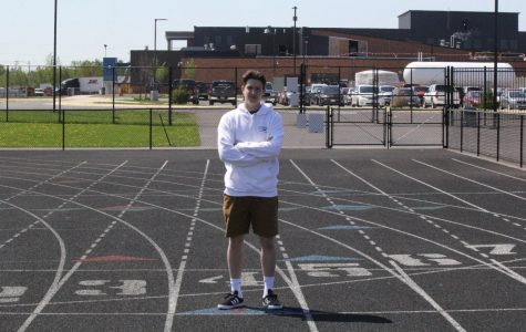 Senior on the Track to State