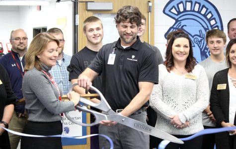 Wellness center grand opening