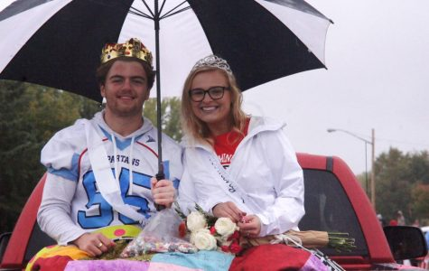 Mady and Lars have been crowned