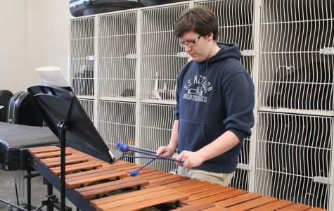 New percussion ensemble starts year off with a bang
