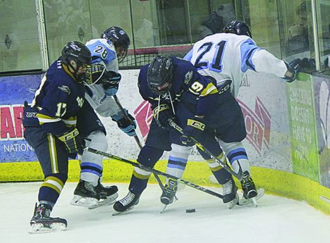 Superior Spartans strike against Duluth in Coaches vs Cancer game