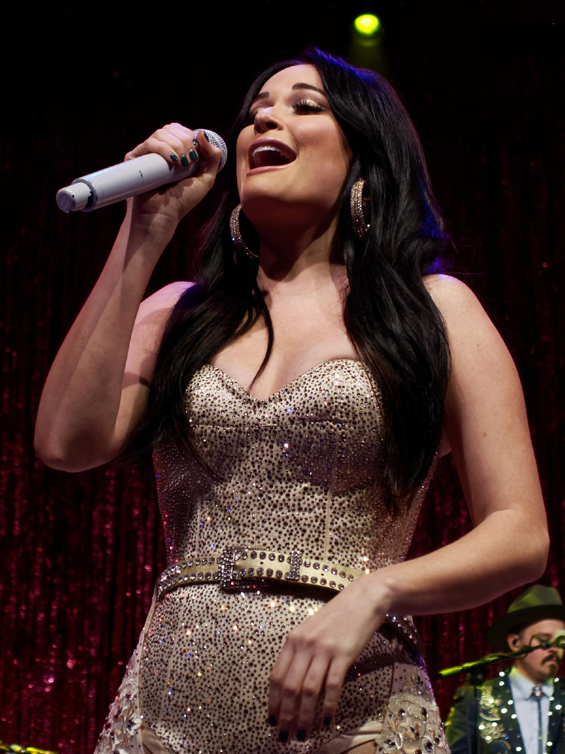Kacey Musgraves won four Grammys last night, which included Album of the Year, Best Country Song, Best Country Solo Performance and Best Country Album. Photo from commons.wikimedia.org.