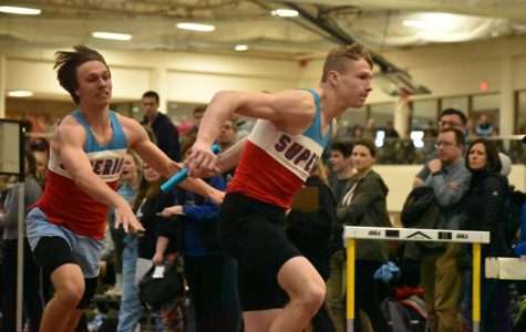 Boys takes third, girls fifth at Packy