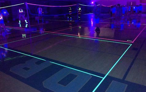 Pledge Makers light up badminton courts