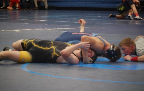Halfway there: Wrestlers win 6th place at Spartan classic