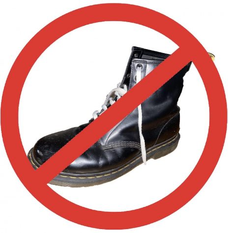 Doc Martens are the front-line to identifying radicals, or so some fringes would have you think.