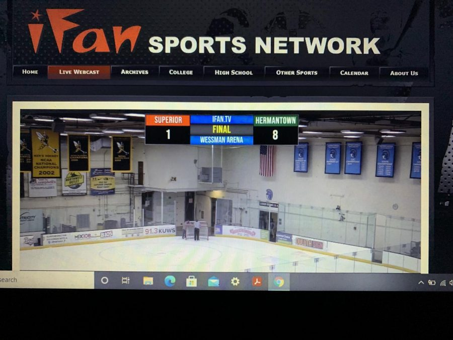 Since there are no fans able to attend Spartan sports games, fans can watch their favorite sports on iFan